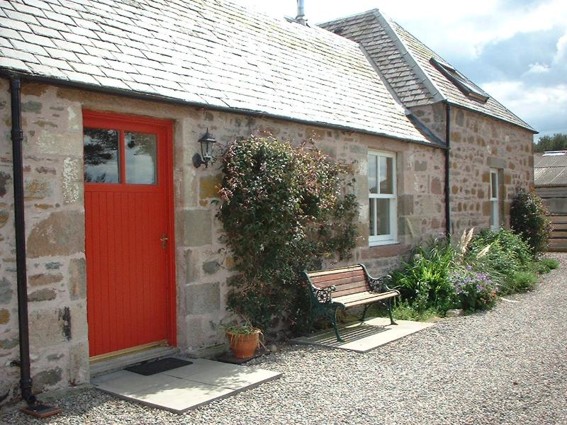Byre front view