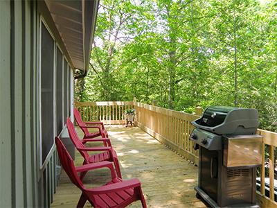 Grilling Porch