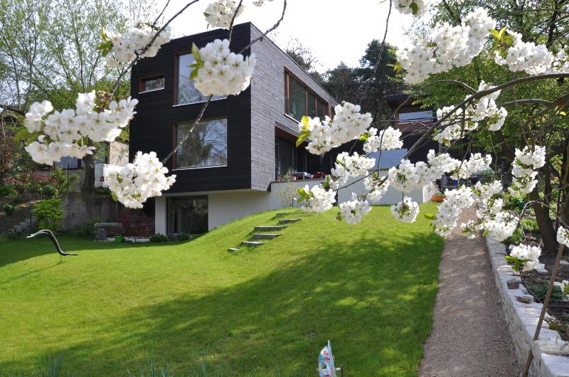 Enjoy your holiday in an architect's house
