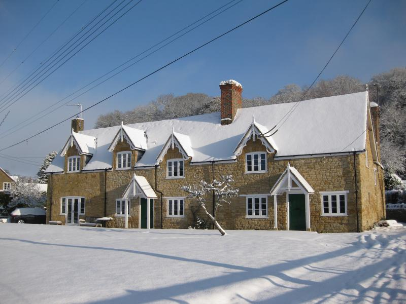 Mrs Bests Holiday Cottage, Winter 2010