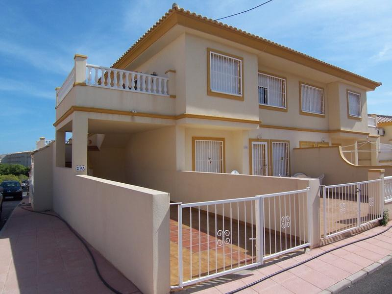 The Apartment with carport underneath, ideal for those hot summer months
