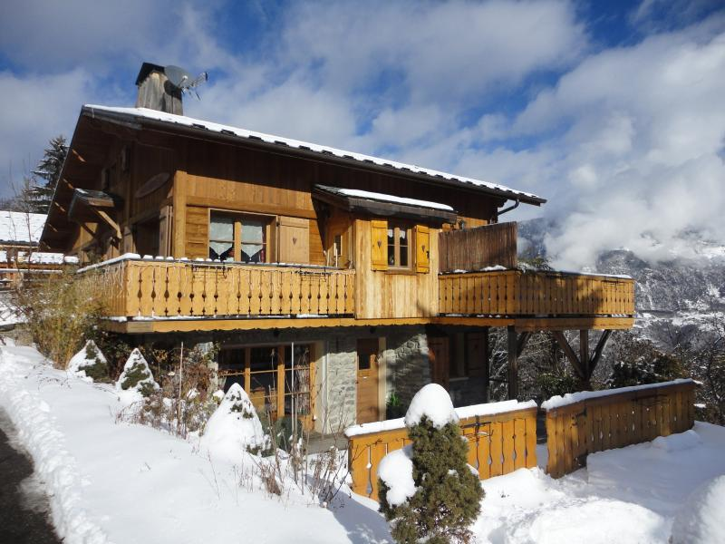 Chalet Champêtre and The Garden Apartment ( January'14)