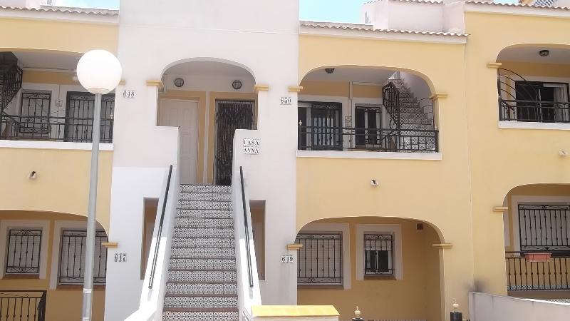 Entrance to Apartment