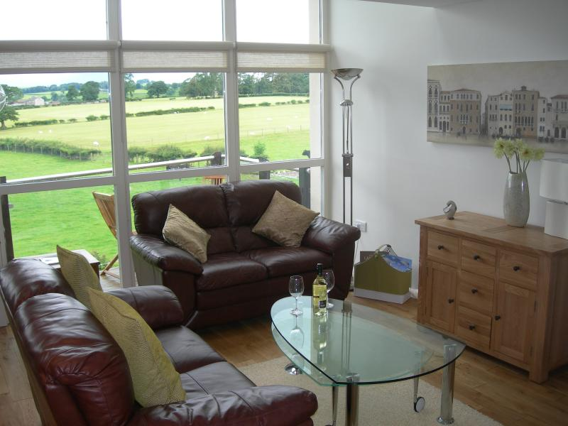 Rye Meadows - with spectacular views over the Lune Valley