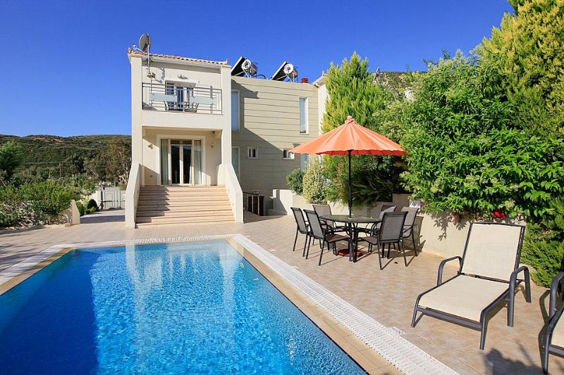 An Attractive Modern Villa with Private Pool