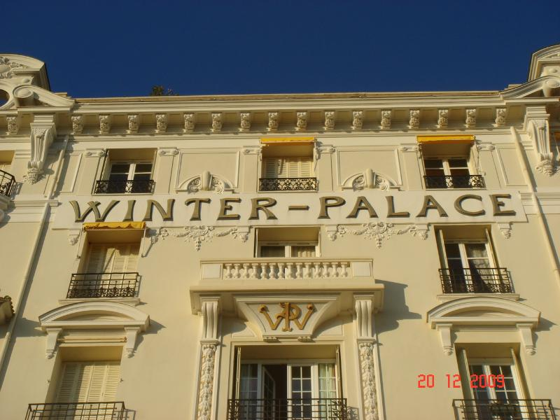 The Winter Palace Hotel