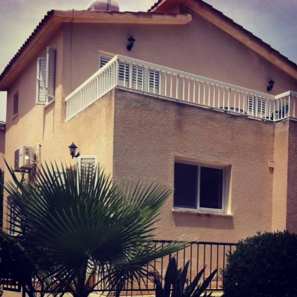 The House in Kato Paphos