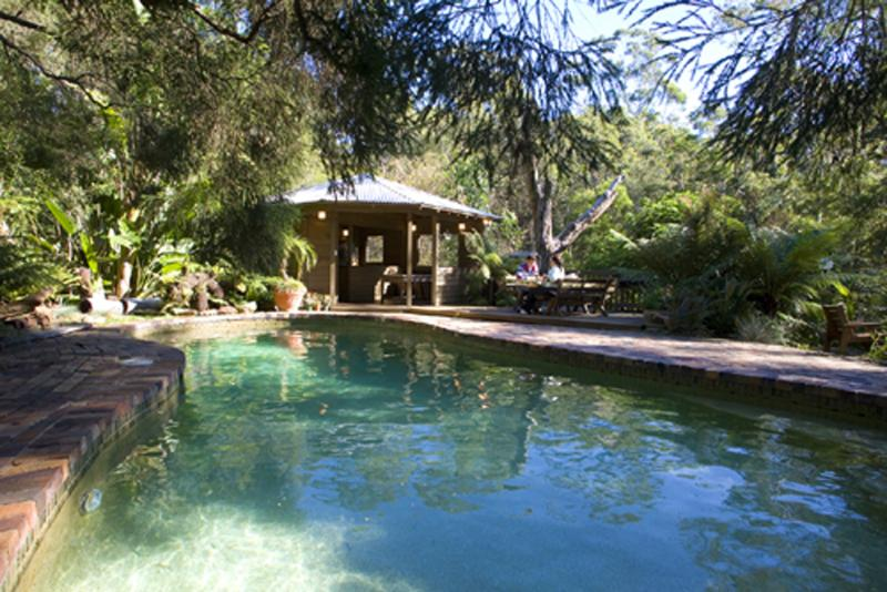 A real oasis in in the heart of Sydney, charming & secluded
