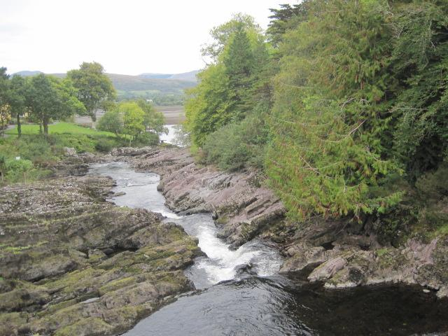 Sheen Falls, 5 minutes drive from property