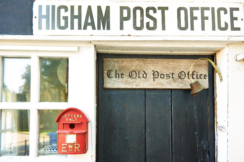 The Old Post office Higham