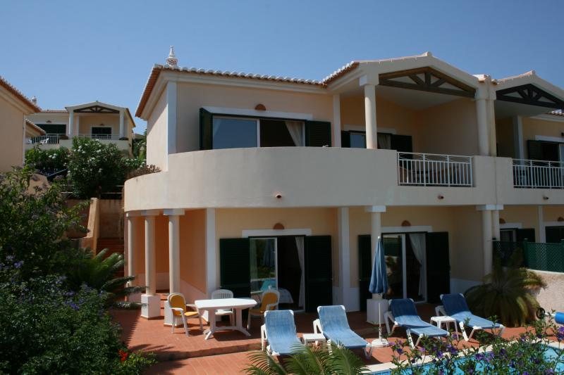 Superb two bedroom villa with private pool and patio.