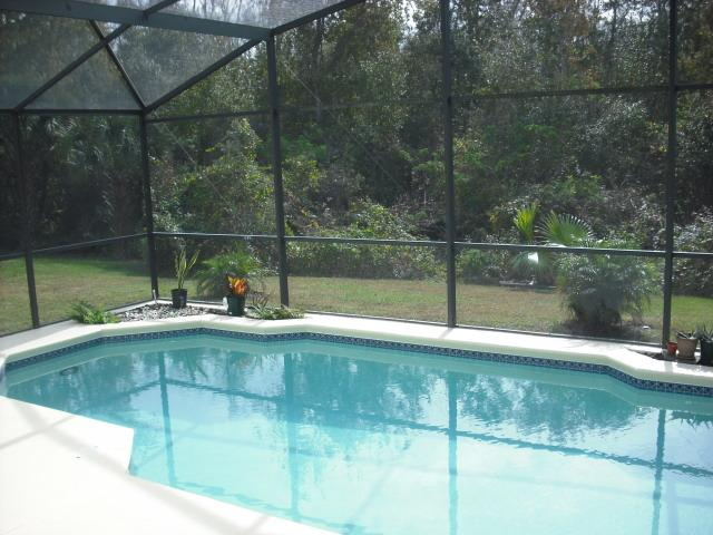 Pool and Conservation
