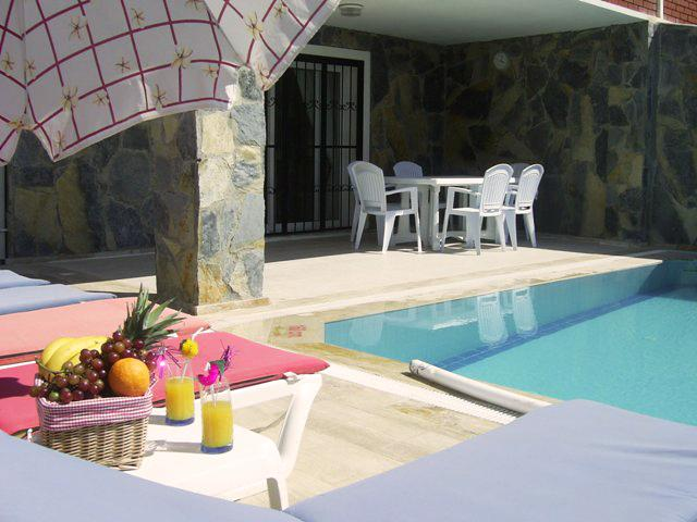 You may choose to enjoy the benefits of a private pool whilst staying at the Villa.