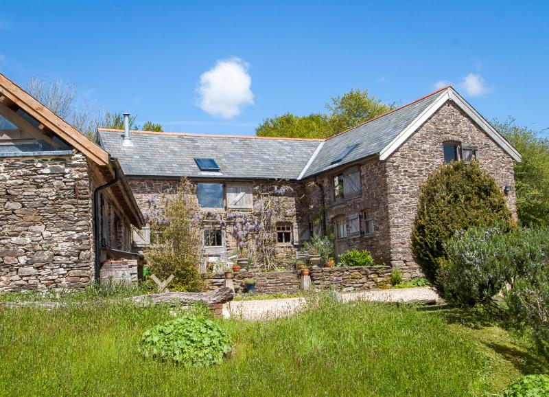 A gorgeous character cottage in Exmoor