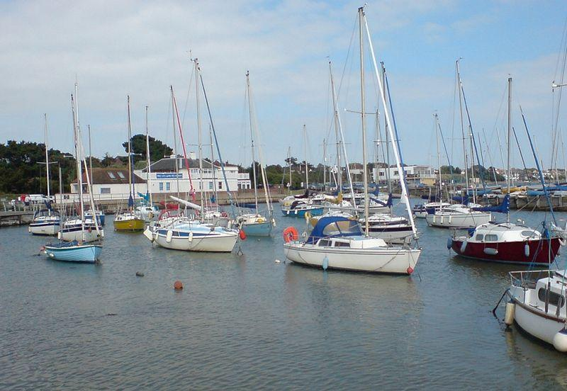 Hill Head Harbour