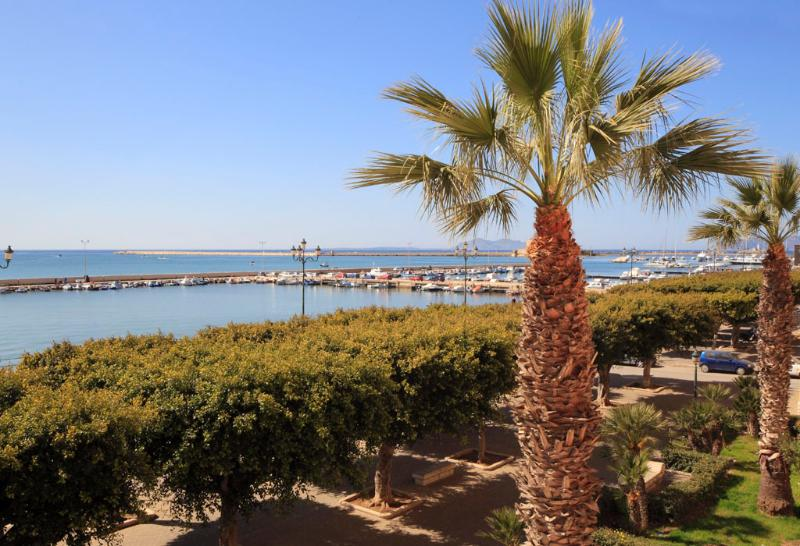 View from the Serissa House