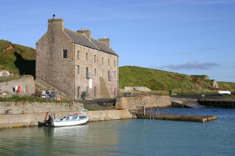 Keiss Harbour House