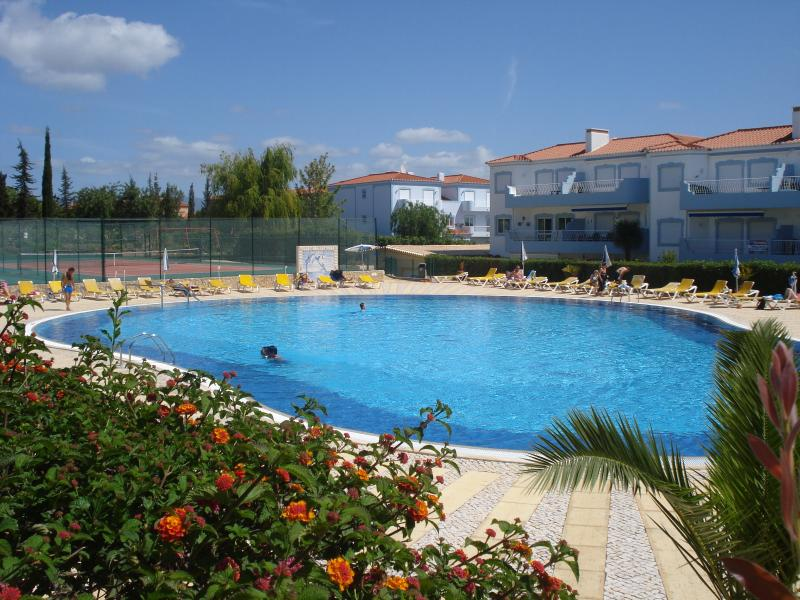Outdoor Pool - All leisure facilities require swipe card access
