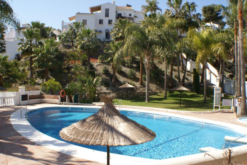 The best pool in Nerja