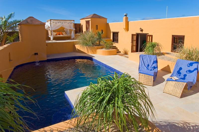 Pool and Patios
