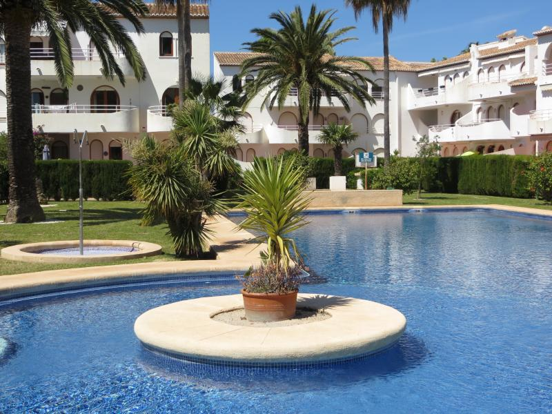 Communal swimming pool