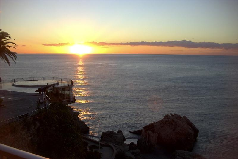 Sunrise in Nerja, start of another great day!