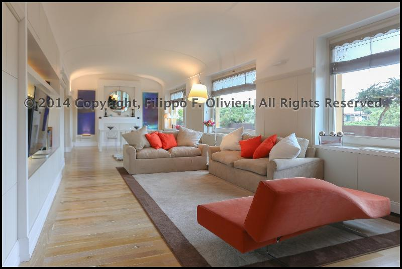 Luxury Penthouse in Rome - Image 1 - Ome - rentals