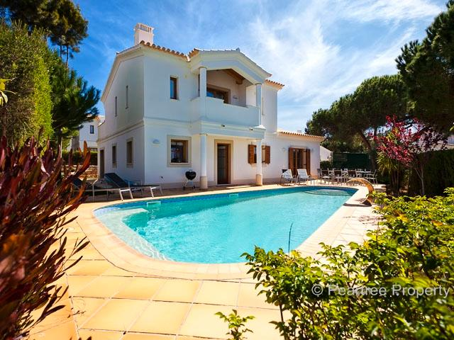 Large villa with private secluded heated pool