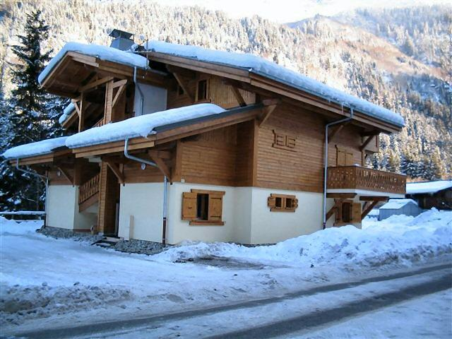 Chalet Luce Traditional style with modern comforts