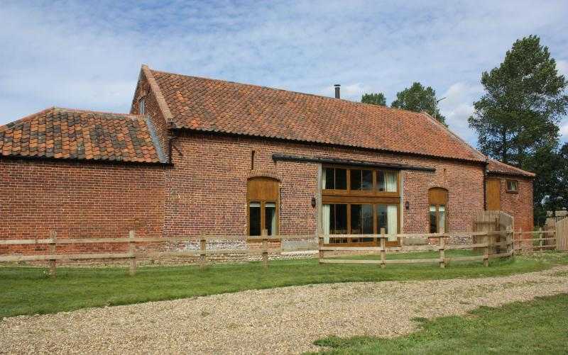 Kings Beck Barn is a newly converted detached barn