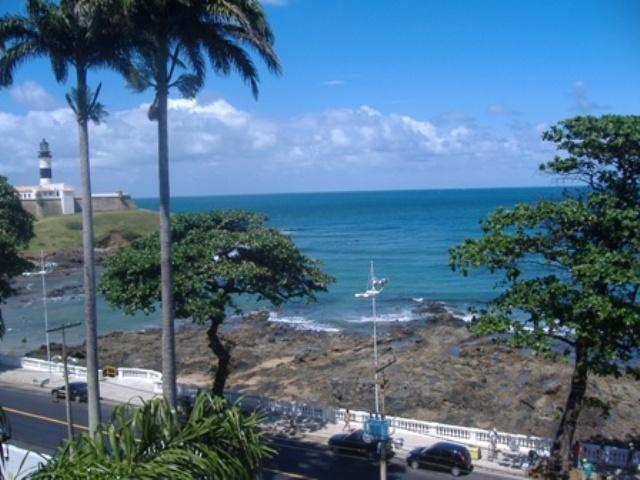 salvador  the bahia :the light house