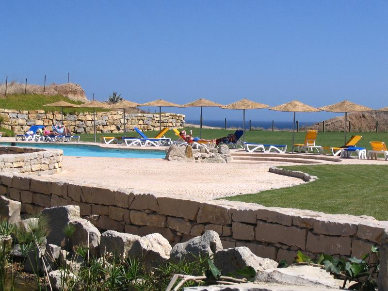 Pool and Club Area