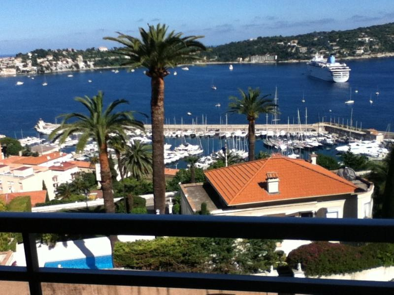 View from the balcony/terrase