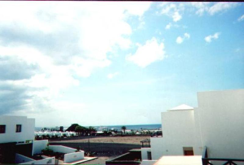 view of marina from master bed room of are balcony