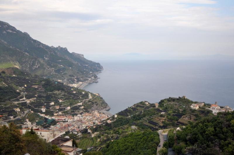 Tommaso House view