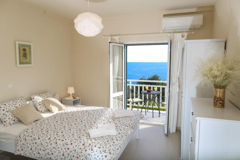 each room has a spectacular sea view!