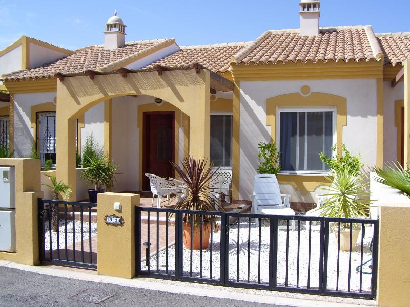 Bungalow at the Mazarron Country Club