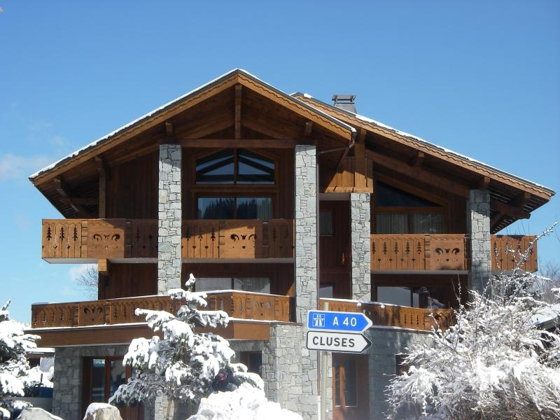 The Chalet - Le Ski D'Or