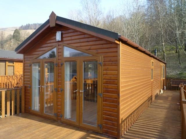 Owl Lodge in the heart of the Lake District