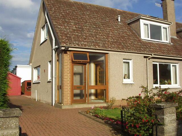Strathkinness - Mount Melville - holiday cottage
