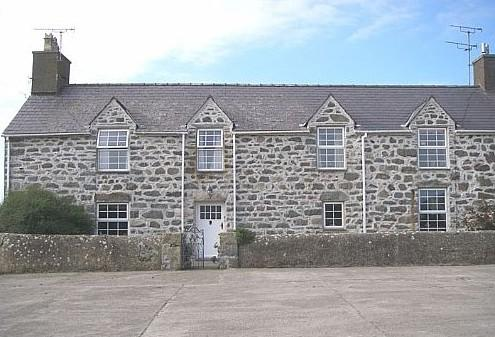 Ty Madrun self catering 5 star accommodation