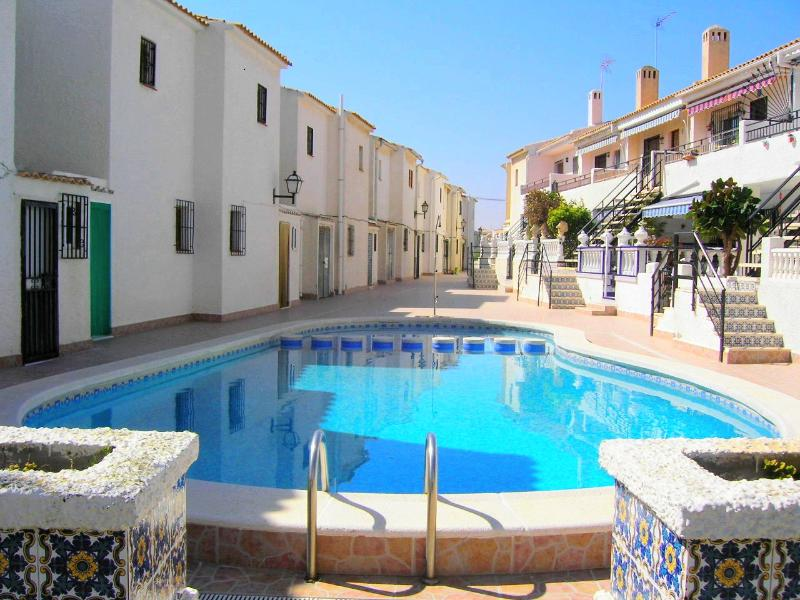 Communal Pool with access from rear of property