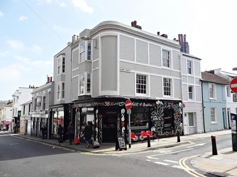 Set in the heart of Brighton