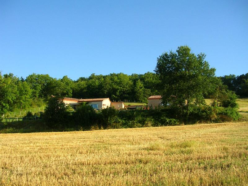 Les Tournesols nestled in its beautiful South West of Fran