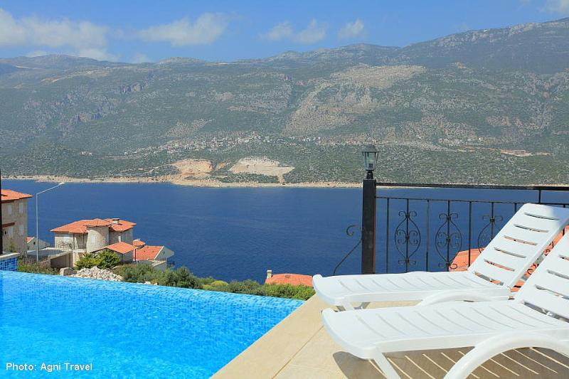 Wonderful Views From The Swimming Pool