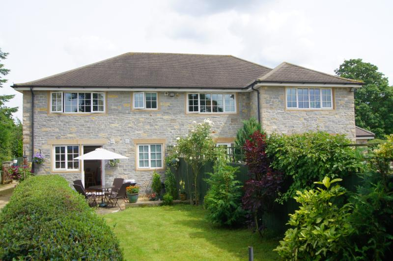Cottage adjoining owners home