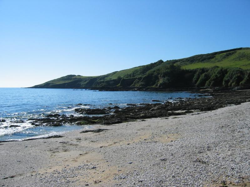 Bream Cove - 5 mins walk from our garden. No need to get into the car!