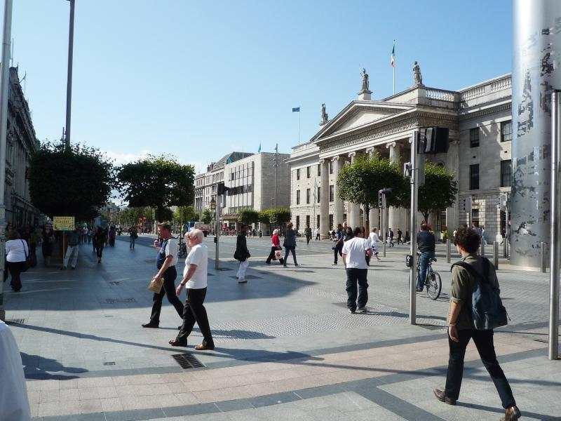 Dublin GPO (General Post Office) - 3 mins walk from apartment