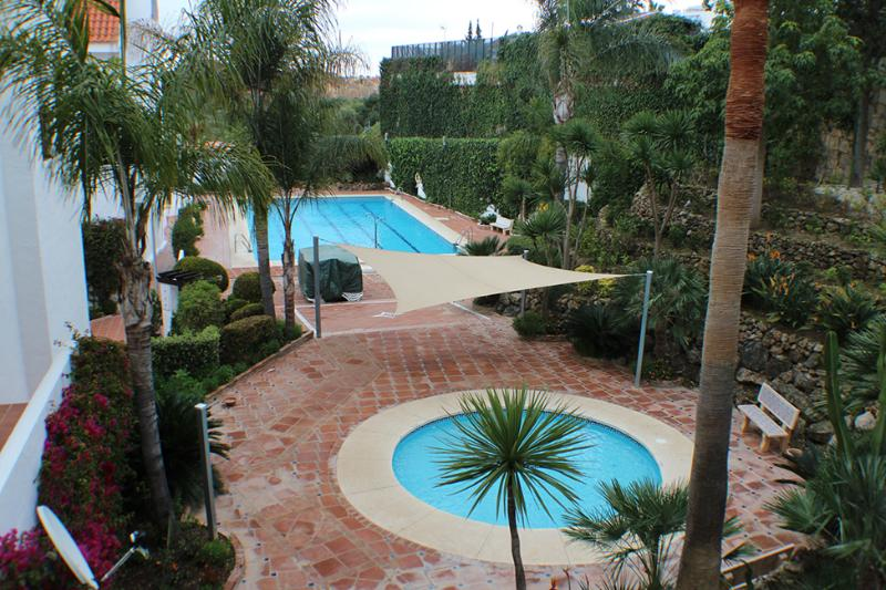 The main pool is surrounded by tropical gardens and plenty of space to sunbathe