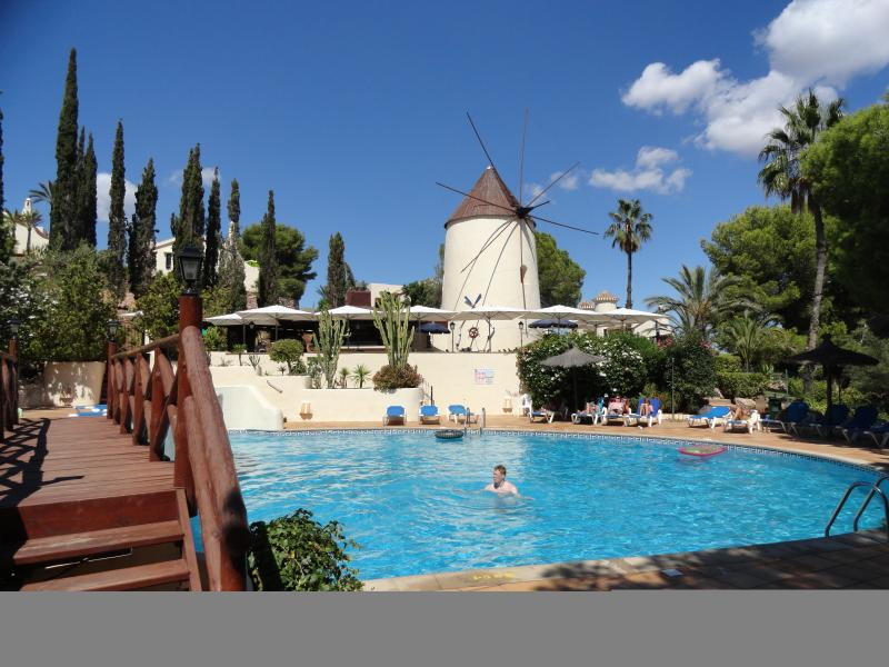 Heated Community Pool, 100 metres from the Villa